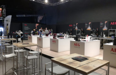 AEG ccoking session Antwerpen Proeft